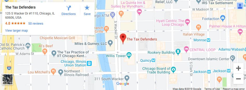 IRS Audit Lawyers in Chicago Providing Nationwide Tax Help